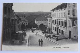 Les Brenets - La Place - NE Neuenburg