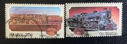 RSA  - Republic Of South Africa - (o) Used - Ref 14 - 1983 - Locomotieven - África Del Sur (1961-...)