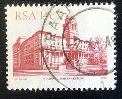RSA  - Republic Of South Africa - (o) Used - Ref 14 - 1986 - Gebouwen - África Del Sur (1961-...)