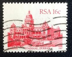 RSA  - Republic Of South Africa - (o) Used - Ref 14 - 1987 - Gebouwen - África Del Sur (1961-...)