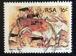 RSA  - Republic Of South Africa - (o) Used - Ref 14 - 1987 - Rotstekeningen - África Del Sur (1961-...)