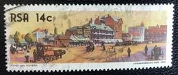RSA  - Republic Of South Africa - (o) Used - Ref 14 - 1986 - 100 Jaar Johannesburg - África Del Sur (1961-...)