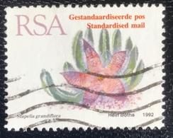 RSA  - Republic Of South Africa - (o) Used - Ref 14 - 1993 - Vetplanten - Plants