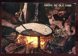 CPM Non écrite Recette De Cuisine La Crêpe De Blé Noir - Recettes (cuisine)