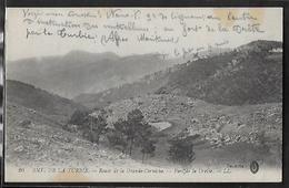CPA 06 - La Turbie, Route De La Grande Corniche - Fort De La Drette - La Turbie