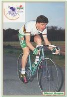 CARTOLINA - CICLISMO - GIANNI BUGNO - CAMPIONE DEL MONDO SU STRADA 1991 - 1992 - Ciclismo