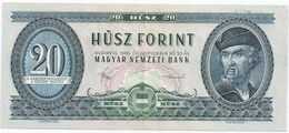 20 FORINT 1980 - Hungría