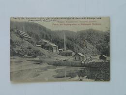 Serbia Srbia 383 Majdanpek 1909 Rudnik Bakra Kupfergruben Fabrik Ed Rajkovic Djukovic - Serbia