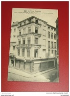 BRUXELLES   -    Le Vieux Bruxelles - Façade à Ordres Superposés, Au Coin Du Marché Aux Herbes Et Rue De La Putterie - Other