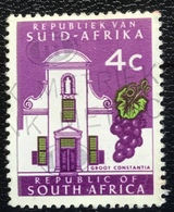 RSA - Republic Of South Africa - Republiek Van Suid-Afrika - (o) Used - Ref 14 - 1971 - Groot Constantia - Afrique Du Sud (1961-...)