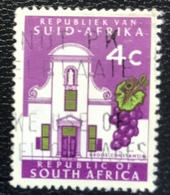 RSA - Republic Of South Africa - Republiek Van Suid-Afrika - (o) Used - Ref 14 - 1971 - Groot Constantia - África Del Sur (1961-...)