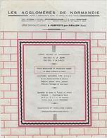 Document  27 Aubevoye Par Gaillon Les Agglomeres De Normandie 4 Pages - Autres