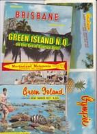 Cartes Océanie Australie Queensland Australia - Unclassified