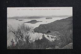 VIETNAM - Carte Postale - Tonkin - Hongay - Port Courbet, Mouillage De L 'Escadre Mobile, Cp Voyagé En 1907 - L 61568 - Vietnam