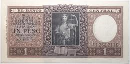 Argentine - 1 Peso - 1956 - PICK 263a - SPL - Argentina