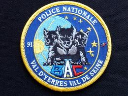 ECUSSON BAC VAL D'YERRES VAL DE SEINE - Polizei