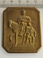 Belgique Médaille, Belgique 1940-1942 Le Secours D'hiver Reconnaissant - Belgium