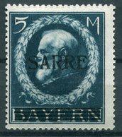 Altsaar - Michel 30 (*) Nachgummiert/regommé - 1920-35 Société Des Nations