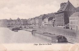 BELGIQUE(LIEGE) BATEAU DE PENICHE - Liege