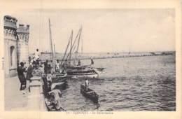 45 - DJIBOUTI - Le Débarcadère - CPA Afrique Noire Black Africa - Djibouti
