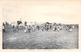 45 - DJIBOUTI - Terrain De Sport Indigène - CPA Afrique Noire Black Africa - Djibouti