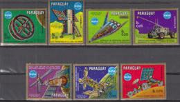 Paraguay 1082 à 1088 ** - Paraguay