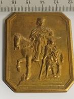 Belgique Médaille, Belgique 1940-1942 Winterhulp Blijk Van Dankbaarheid - Belgium