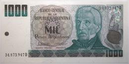 Argentine - 1000 Pesos Argentinos - 1984 - PICK 317b - NEUF - Argentina