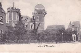 BELGIQUE(LIEGE) OBSERVATOIRE - Liege
