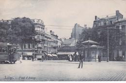 BELGIQUE(LIEGE) TRAMWAY - Liege