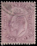 Ceylan 1903. ~  YT 146 - Edouard VII - Timbres