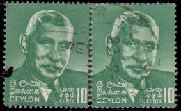 Ceylan 1968. ~  YT 390 Par 2 - D.S. Senanayake - Timbres