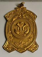 Belgique Médaille, XXVe Anniversaire De La Fanfare Libramont 1909 - Belgium