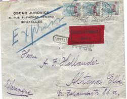 Belgium Railway Cover From .Trains/Railway/Eisenbahnmarken/ - Trains