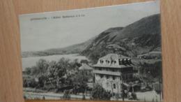 CPA - AIGUEBELETTE  L'hôtel Bellevue Et Le Lac - Aiguebelle