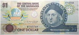 Bahamas - 1 Dollar - 1992 - PICK 50a - NEUF - Bahamas