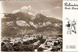 6I4  ---  74   SALLANCHES  Les Aiguilles De Varens - Sallanches