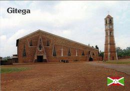 1 AK Burundi * Kirche In Gitega - Seit 2018 Die Hauptstadt Und Zweitgrößte Stadt Des Staates Burundi * - Burundi