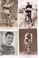 CARTES POSTALES DE CYCLISME - HAMEL - LE GREVES - BLANCHONNET - SPEICHER - - Cyclisme