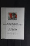 DDR Block 14 Mit 520 ** Postfrisch #TU351 - [6] Repubblica Democratica