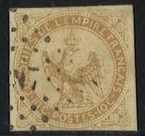 Colonies Générales Yvert 3 Oblit. (cc) N7 TB Sans Défaut (KA63) - Águila Imperial