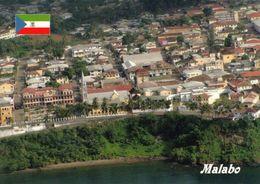1 AK Äquatorial-Guinea * Blick Auf Die Hauptstadt Malabo, Sie Liegt An Der Nordküste Der Insel Bioko - Luftbildaufnahme - Guinea Equatoriale