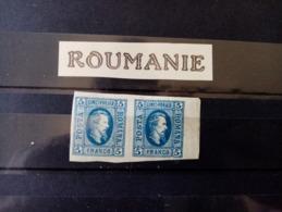 ROUMANIE. 1865. N° 12 . Prince Alexandre Jean 1ér . NEUFS . Côte Yvert 110 € - 1858-1880 Moldavia & Principado