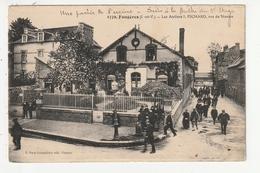 FOUGERES - LES ATELIERS J. PICHARD, RUE DE NANTES - 35 - Fougeres