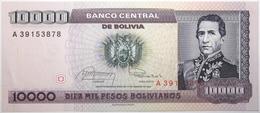 Bolivie - 10000 Pesos Bolivianos - 1984 - PICK 169a - SPL - Bolivien