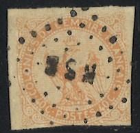 Colonies Générales Yvert 5 Oblit. NSB Voir Scan: Cadre Dessous (KA66) - Eagle And Crown