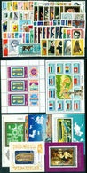 1977 Hungary,Ungarn,Hongrie,Ungheria,MNH Year Set =71 Stamps+1 S/s+6 Bl,CV=$140 - Hongarije
