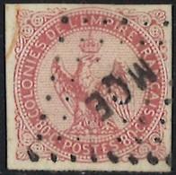 Colonies Générales Yvert 6 Oblit. MQE TB Sans Défaut (KA69) - Aigle Impérial