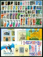 1979 Hungary,Ungarn,Hongrie,Ungheria,MNH Year Set =70 Stamps+6 S/s,CV=$130 - Hongarije