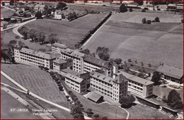 Saint Imier * Luftbild, Usines Longines, Uhrenindustrie * Schweiz * AK1988 - BE Berne